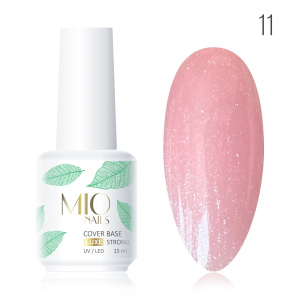 Mio SHIMMER Base Cover Strong LUXE №11,15 мл