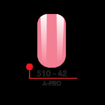 """Гель-лак """"A-PRO"""" №42, 5 мл"""