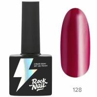 Гель-лак RockNail Basic 128 Very Berry