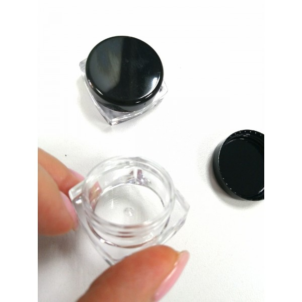 Баночка для дизайна,черная 5 гр 1 шт