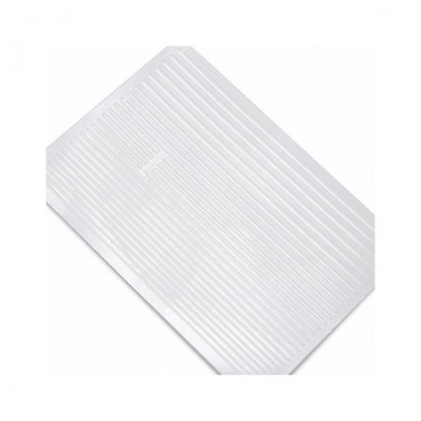 Гибкая лента для дизайна ногтей, белая