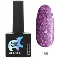 Гель-лак RockNail Alaska 465 Candy Cane