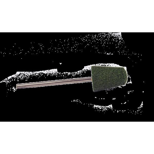 Корунд зеленый,грубый абразив.12,5 мм №1