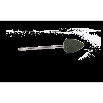 Корунд зеленый,грубый абразив.12,5 мм №4
