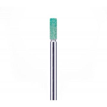 Корунд зеленый, цилиндр, 2,5мм