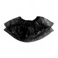 Бахилы медицинские черные,50 пар