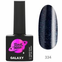 Гель-лак RockNail Galaxy 334 Absorbent