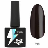 Гель-лак RockNail Basic 138 Chatty Chestnut