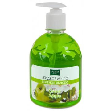 Жидкое мыло для рук. Зеленое яблоко, 500 мл дозатор