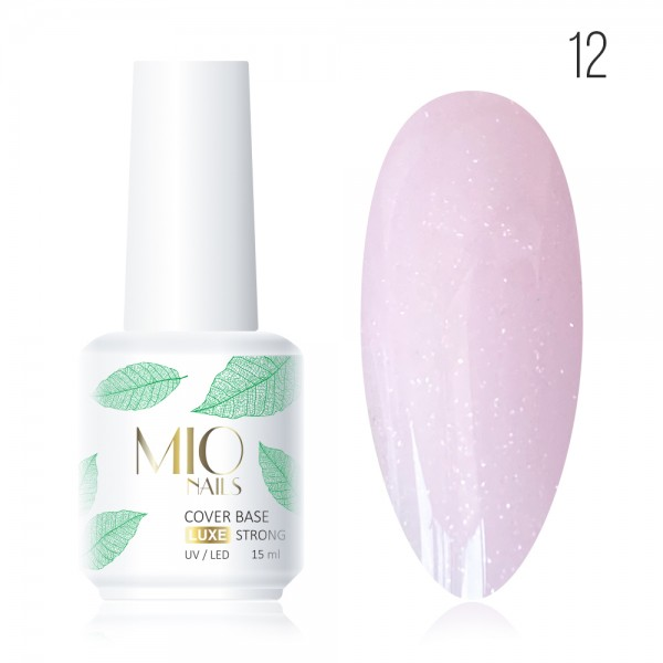 Mio SHIMMER Base Cover Strong LUXE №12,15 мл