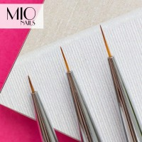 Mio Кисть тонкая двухсторонняя - 5 мм