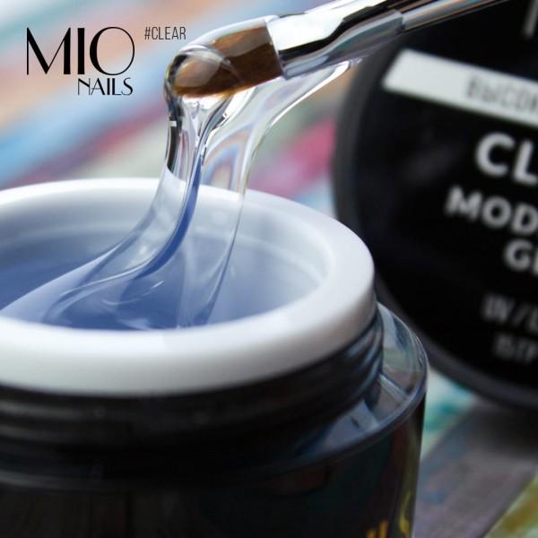MIO nails Гель для наращивания прозрачный, высокой вязкости 15 гр