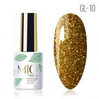 Гель лак MIOnails № GL-10. 8 ml