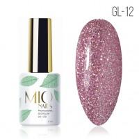 Гель лак MIOnails № GL-12. 8 ml