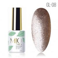 Гель лак MIOnails № GL-08. 8 ml