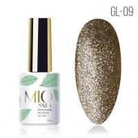Гель лак MIOnails № GL-09. 8 ml
