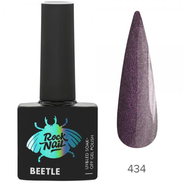 Гель-лак RockNail Beetle 434 Stag Beetle