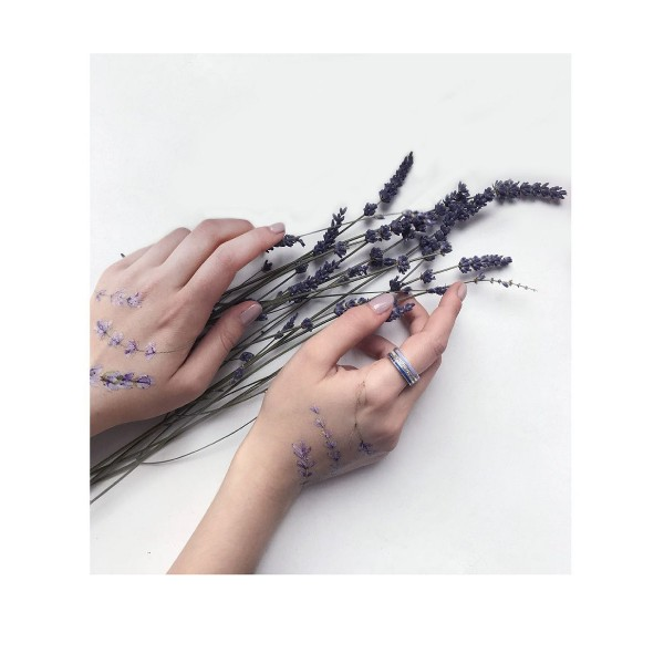 Miamitats Переводные тату Lavender