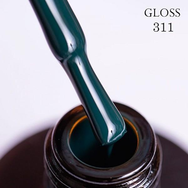 Gloss Гель лак 15 мл. №311