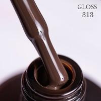 Gloss Гель лак 15 мл. №313