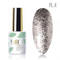 MIO гель-лак Platinum № 4 8 мл