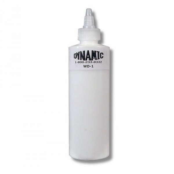 Dynamic Colors «White — Белый» — краска для татуировки 240 мл