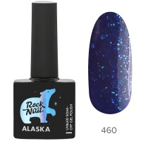 Гель-лак RockNail Alaska 460 Dog Sled