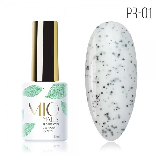 MIO гель-лак «Pretty Dots»  №01