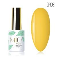 Гель-лак MIOnails Q-06. Сочный лимон