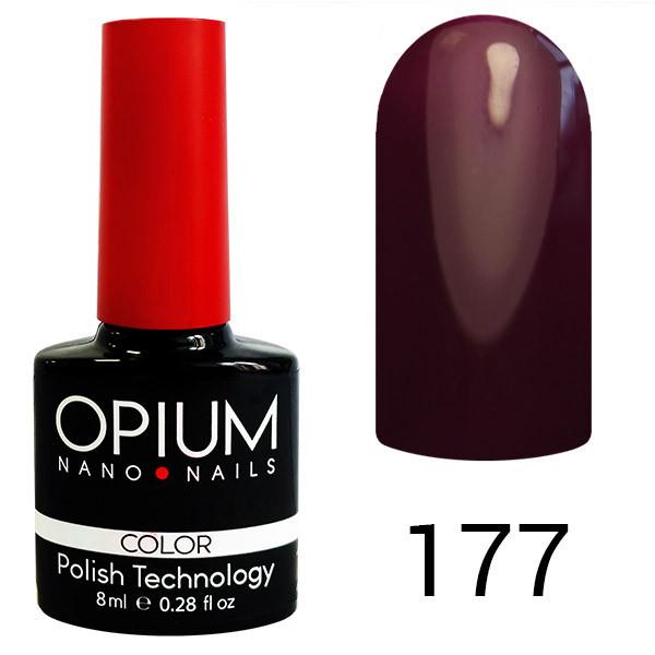гель лак OPIUM 8ml.№177