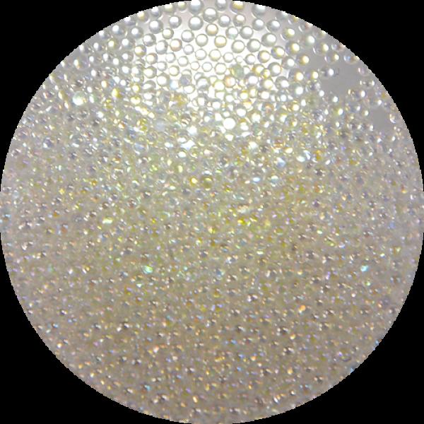 Бульонки для дизайна цв. прозрачные радужные UP-020