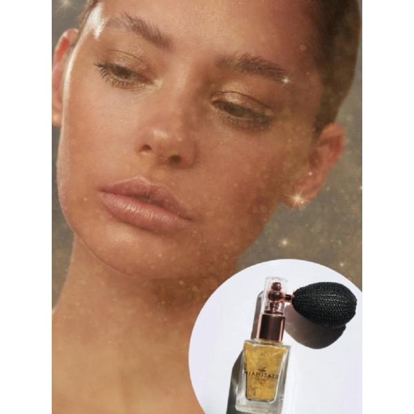 Miamitats Глиттер-спрей для лица, тела и волос Jazz