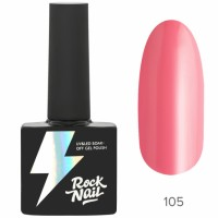 Гель-лак RockNail Basic 105 Innocent Blush