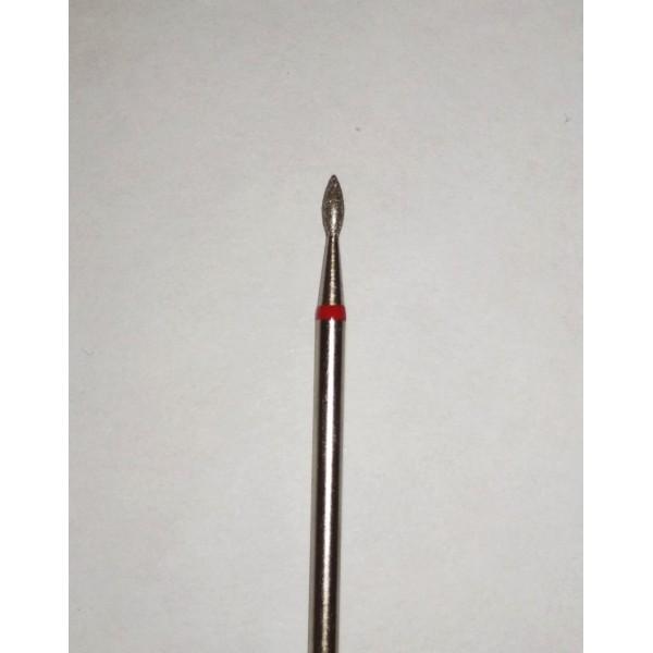 Бутон,мелкий абразив,,1,6 мм №59