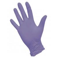 NitriMAX лиловые смотровые перчатки,размер XS (100 пар)