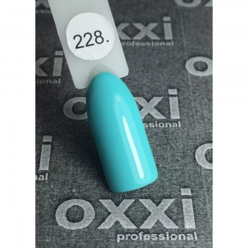 Гель лак Oxxi №228,8 ml
