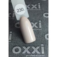 Гель лак Oxxi №230,8 ml