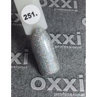 Гель лак Oxxi №251,10 ml