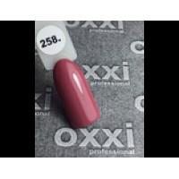 Гель лак Oxxi №258,8 ml